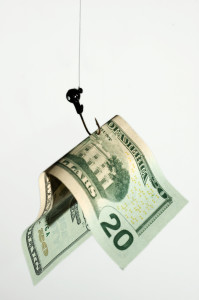 Money On Hook