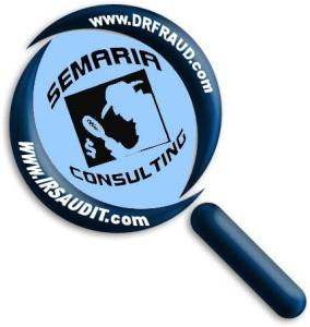 Semaria Mag Glass Logo